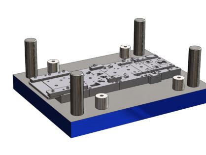 Metal Stamping Tooling Cost