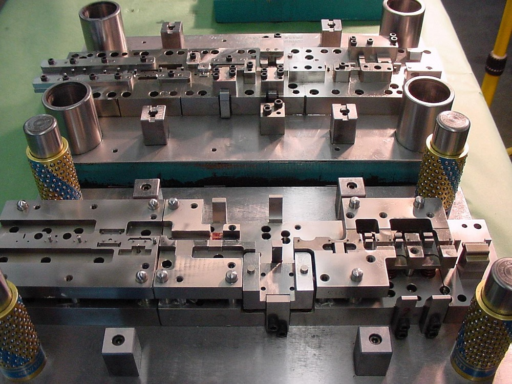 Why your metal stamping vendor should have an internal die shop